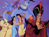 List of Disney's Aladdin characters