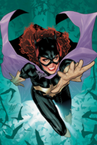 Barbara Gordon Batgirl Vol 4 1