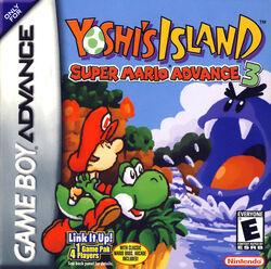 Super Mario Advance 3 Box Art