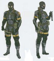 Outer Heaven Uniform