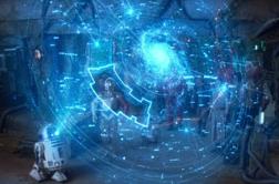 Star Wars canon galaxy map