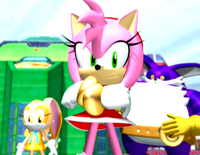 Found you Sonic