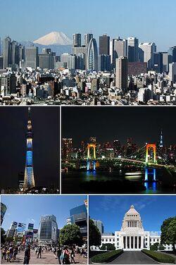 Tokyo Montage 2015