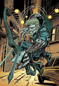 Green Arrow (DC Rebirth)