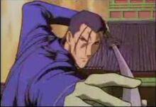 Saito Hajime Stance