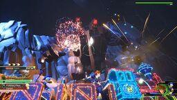 Kingdom Hearts III Summons Gameplay