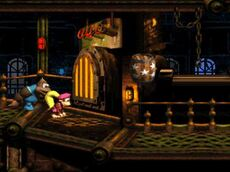 Donkey Kong Country 3 gameplay