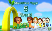 Streetpass Tags