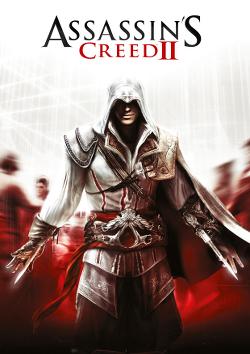 Assassins Creed 2 Box Art