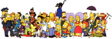 Simpsons cast