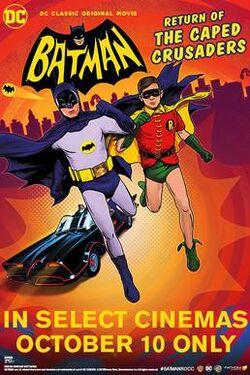 Batman- Return of the Caped Crusaders