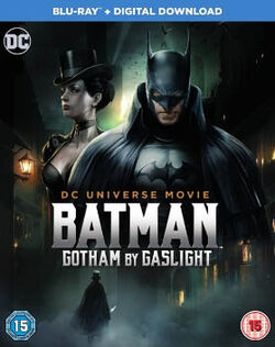 Gotham gaslight blueray