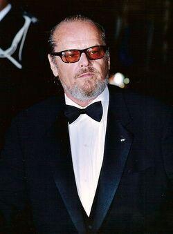 Jack Nicholson 2002