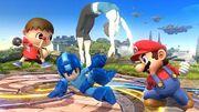 Super Smash Bros. U - new characters