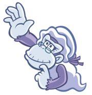 Wrinkly Kong DK-KoS
