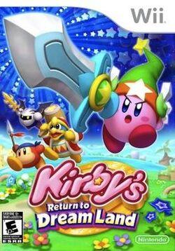 Kirbys return to dreamland boxart