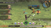 Xenoblade - Battle System (without Monado)