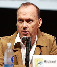 Michael Keaton by Gage Skidmore