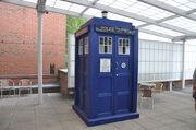 Tardis BBC Television Center
