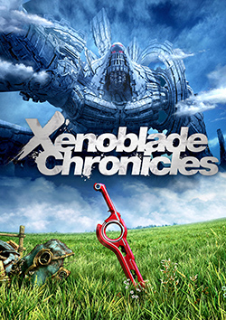 Xenoblade box artwork
