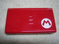 Nintendo DS Mario Edition