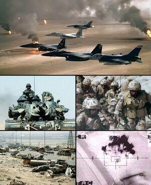 Gulf War Photobox