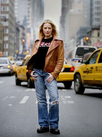 Sherie Rene Scott, NYC Street