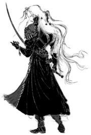 Sephiroth Amano