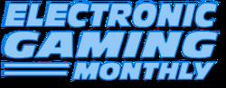 Electronic Gaming Monthly EGM 2nd Logo