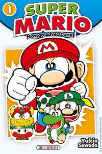 Super Mario Manga Adventures - Volume 1 (fr)