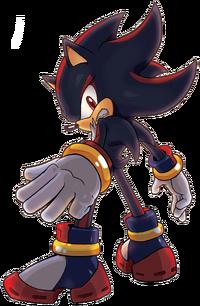 Shadow the Hedgehog Archie profile