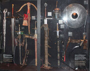 Weapons in the series
