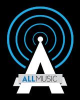 Logo of AllMusic (2013)
