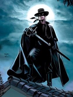 Zorro (Diego de la Vega)