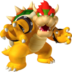 Bowser - New Super Mario Bros 2
