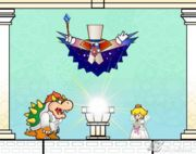 Peach's Wedding