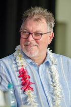 Jonathan Frakes in Hawaii