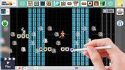 Super mario maker level creator interface