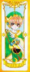 Syaoran card