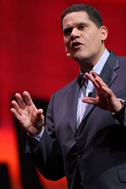 Reggie Fils-Aime - Game Developers Conference 2011 - Day 2 (1)