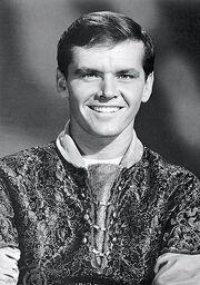 Jack Nicholson in 1963