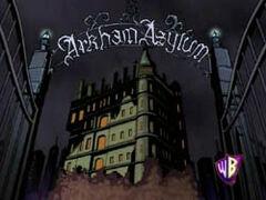 Arkham Asylum TB