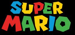 Mario Series Logo
