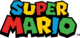 The official Super Mario series logo