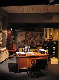 Mulder´s office