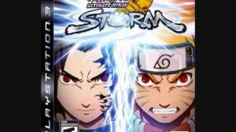 Naruto Ultimate Ninja Storm Character Selection Music