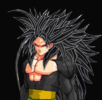 Infinity Super Saiyan