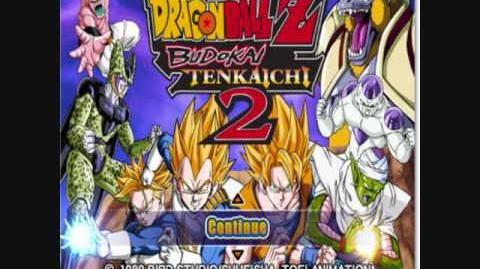 Dragonball Z Budokai Tenkaichi 2 Electric Gravity-0