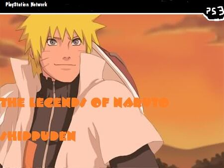 Legends of Naruto Shippuden