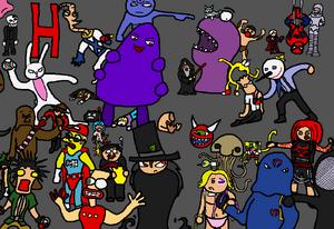 Ultimate Showdown Title 01
